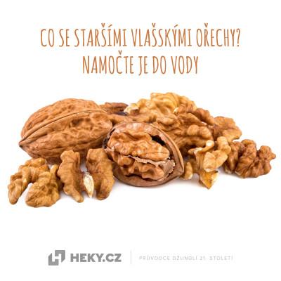 staré vlašské ořechy