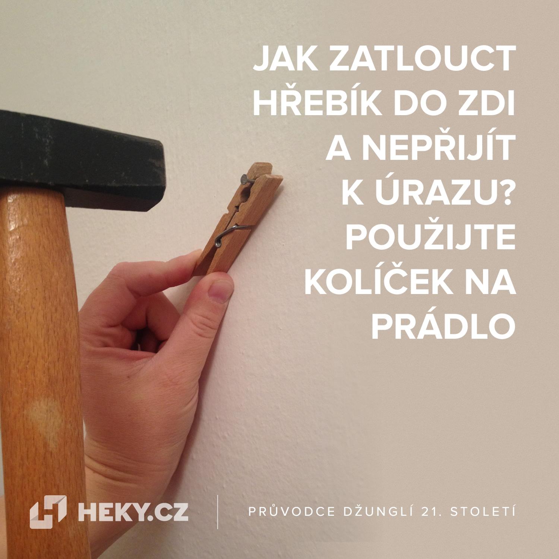 heky-hrebik-do-zdi-kolicek-na-pradlo
