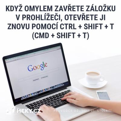 heky-otevreni-zalozky-prohlizece-internet