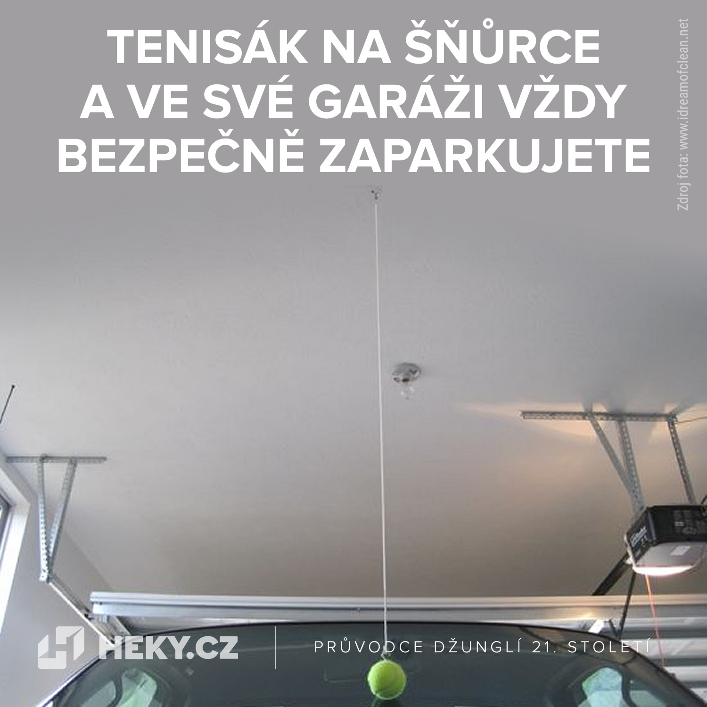 heky-tenisak-na-snurce-bezpecne-parkovani-garaz
