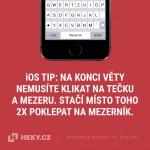 heky-ios-iphone-mezernik-tecka-mezera
