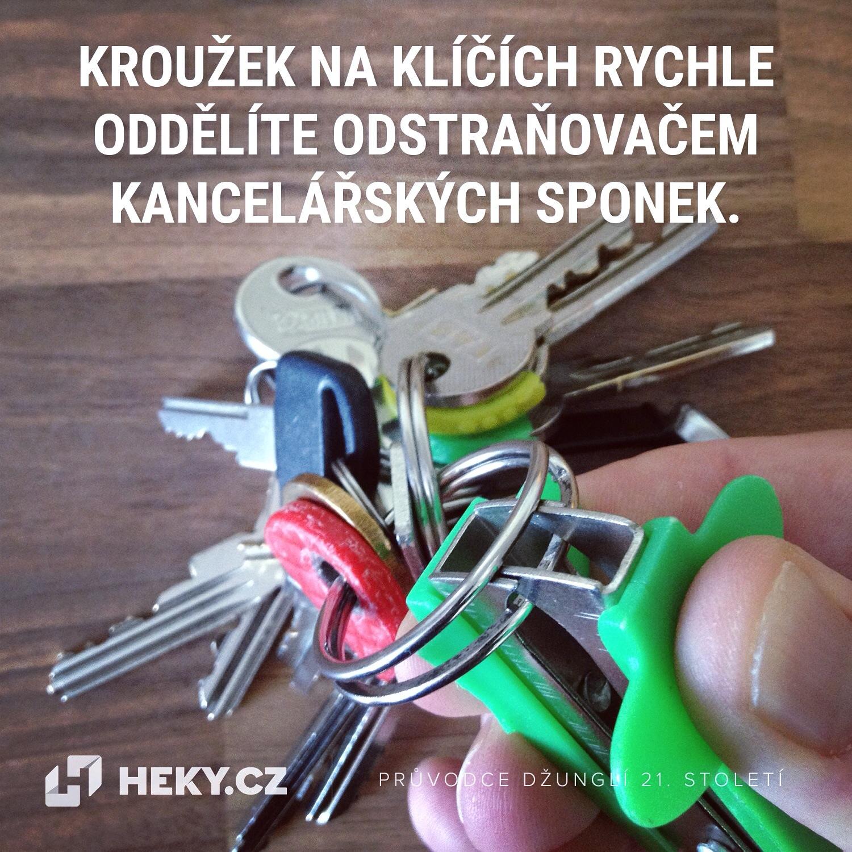 heky-klice