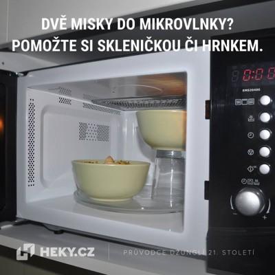 heky_2 misky v mikrovlnce