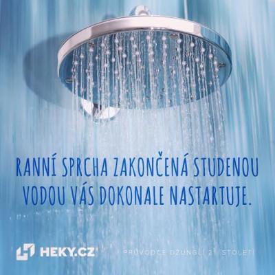 heky_ranni sprcha