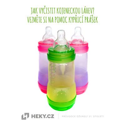 kojenecká láhev