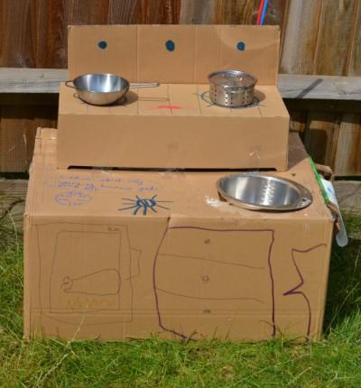 heky_kuchynka z krabice