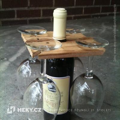 heky_vino a sklenice