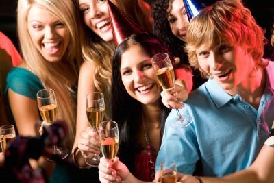 Šampaňské s hrozinkou nevyprchá