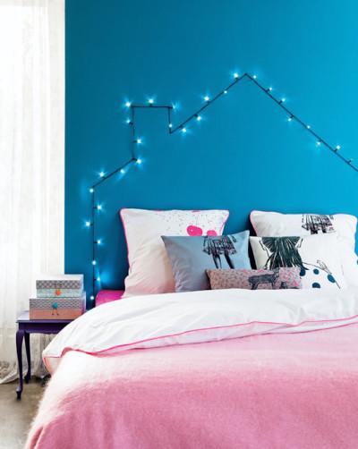 heky_viva_led nad posteli