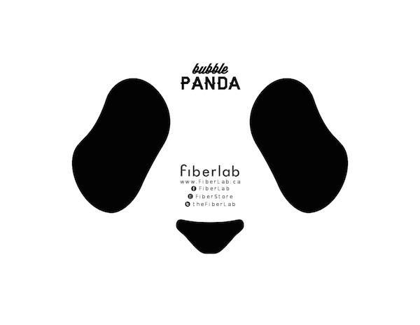 panda sablona