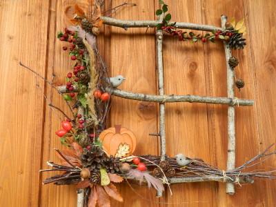 podzimní okýnko