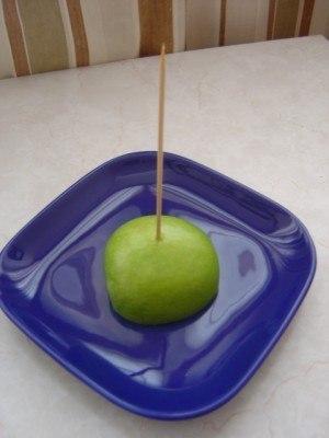 heky-zaklad jablko stromecek
