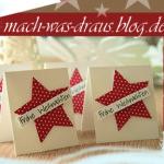 Vytvořte si vánoční přání s hvězdou