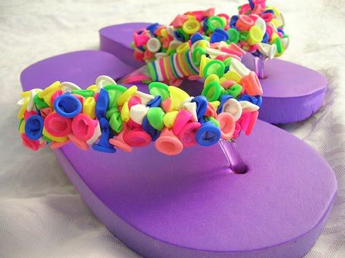 heky-boty balonky