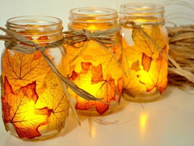 fall-leaves-mason-jar-candle-holders-harvest-mason-jar-4be56a8827ffc54b