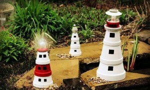 Lighthouse-Clay-Pot-Project